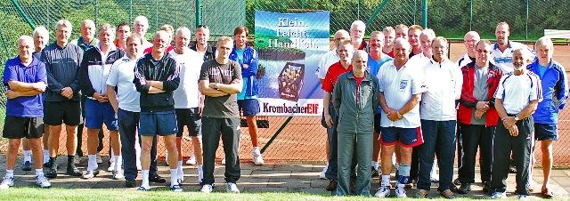 5. Doppelcup um den Wanderpokal der Gemeinde Fredenbeck